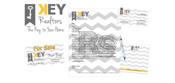 Key Realtors Identity Package